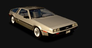 DMC Delorean DMC 12