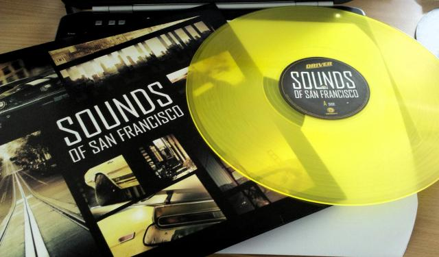Sound Of San Francisco vinyle