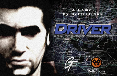 Driver 1 loading screen