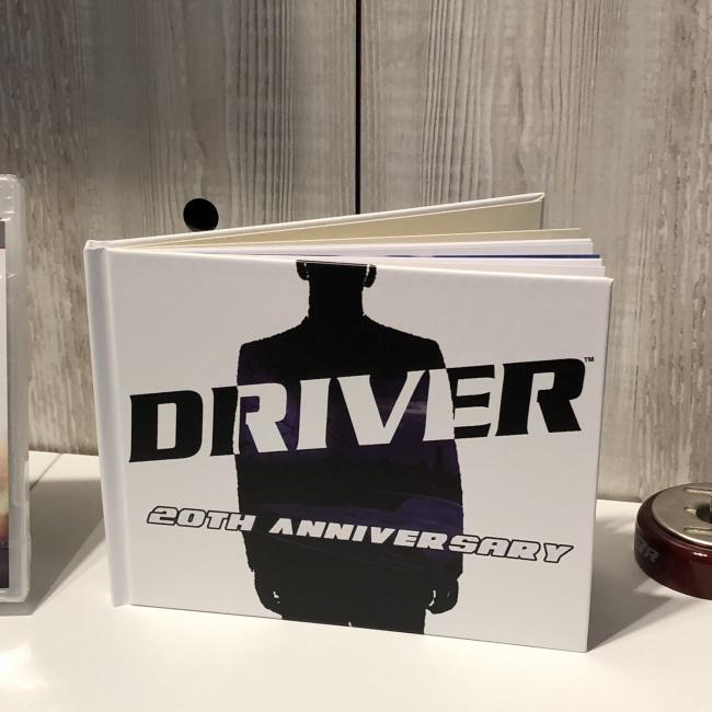 Driver Book
