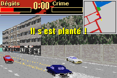 Screenshoot de Driver 2 Advance