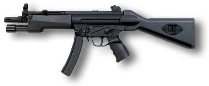 Photo du MP5 de Driv3r