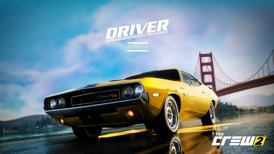 Driver SF dans The Crew 2