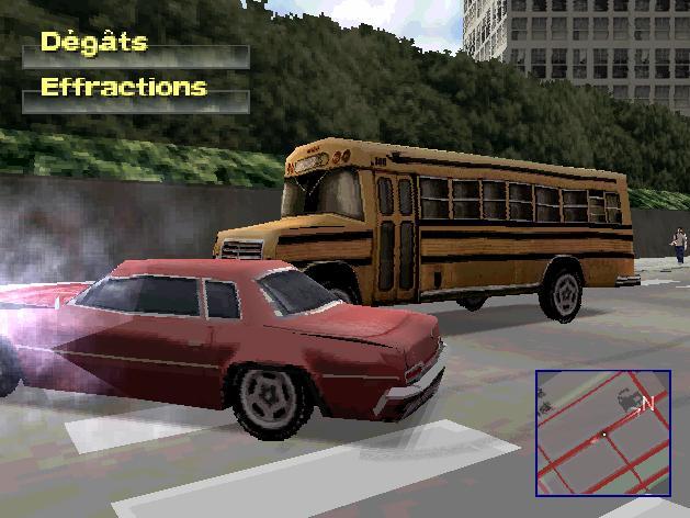 Driver 2 : Les ScreenShots