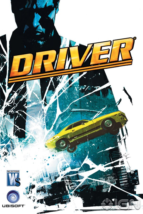 Aperçu de Driver Comic Issue 0